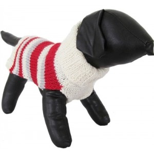 Nantucket Stripe Dog Sweater