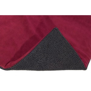 Non-Slip Polar Fleece Dog Bed Pads
