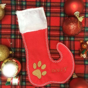 Christmas Stocking for Dogs and Cats
