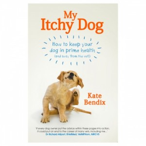 My Itchy Dog The Book - Kate Bendix
