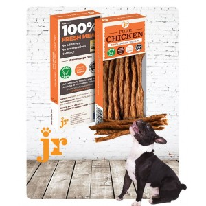 100% Pure Chicken Treat Sticks - JR Pet Products