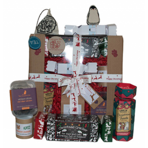 Christmas Hamper for Cats | Natural Pet Box