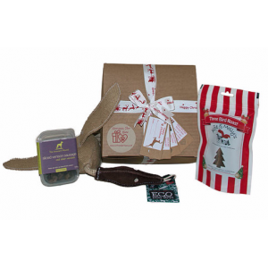 Christmas Gift Box for Dogs | Natural Pet Box