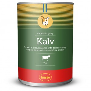 Kalv (Chunks in gravy}