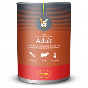 Adult Pâté for Dogs | Husse