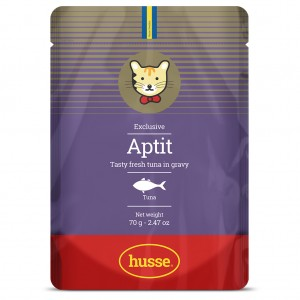 Aptit Tuna For Cats | Husse