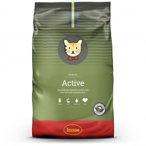 Active For Cats | Husse