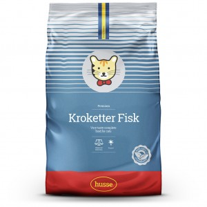 Kroketter Kyckling Cat Food