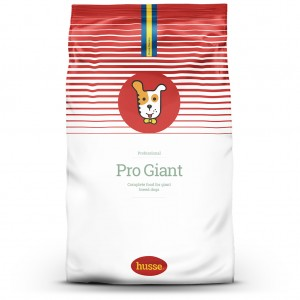 Pro Giant Professional Dog Food | Husse