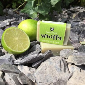 Whiffy Natural Dog Soap - Lime - Fresh & Clean