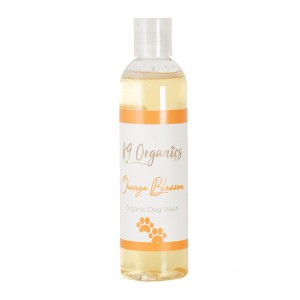 Orange Blossom Dog Shampoo