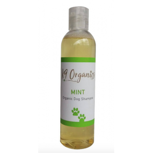 Mint Dog Shampoo (Organic)