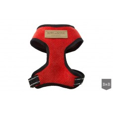 Bowl & Bone Red Candy Harness