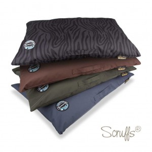 Scruffs® Expedition Memory Pillow Bed