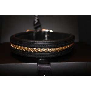 Deluxe Single Braided Collars for Dogs