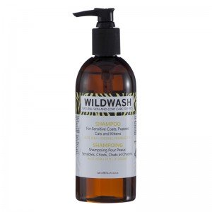 WildWash Shampoo Sensitive 300ml