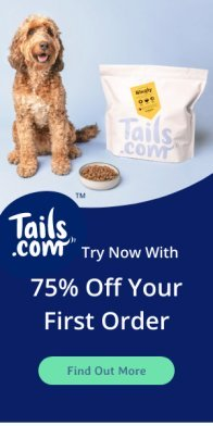 Tails Offer | 75% Off Dog Food