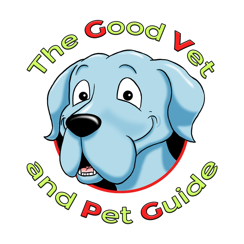 THE GOOD VET AND PET GUIDE LOGO FOR 2020