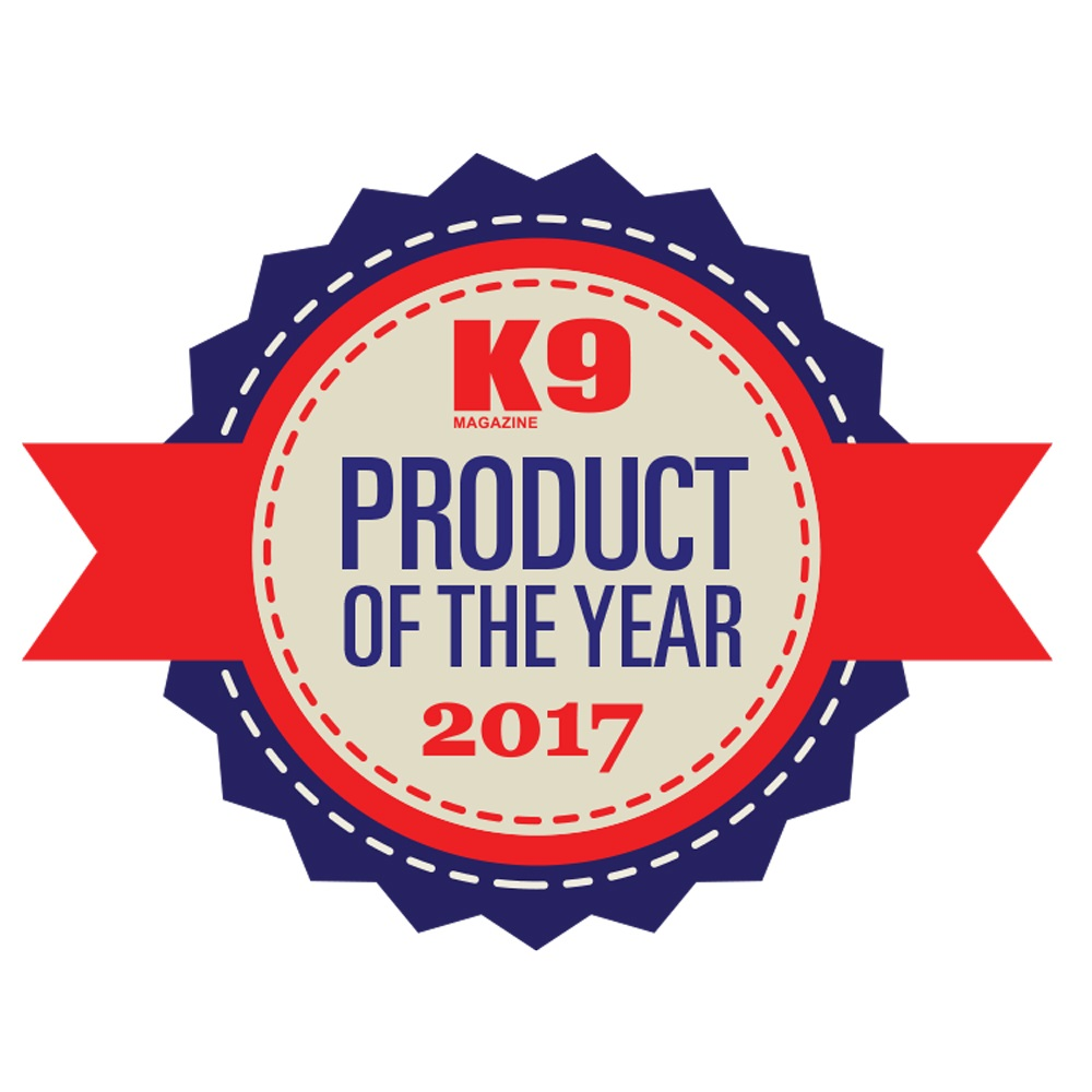 Award K9 Magazine Product of the Year Award 2017