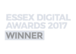 Essex Digital Awards Winner Badge