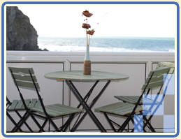 Ocean Breeze - Self catering seaside holidays in Porthtowan, Cornwall.