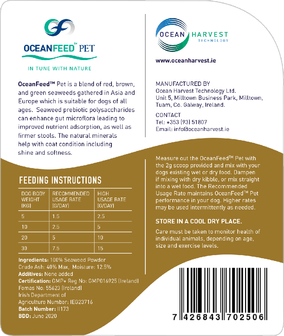 Pet Label Back1