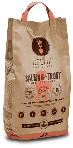 celticc packaging mockup chien 25kg salmontrout