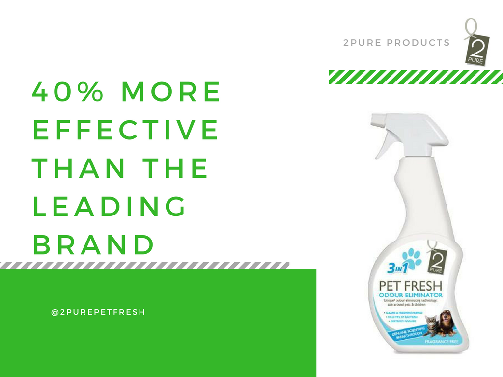40% more effective than leading brands