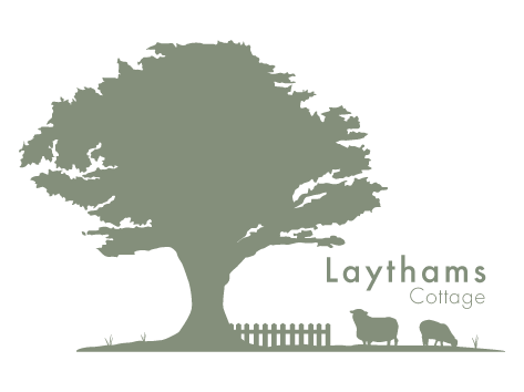 LAYTHAMS COTTAGE LOGO