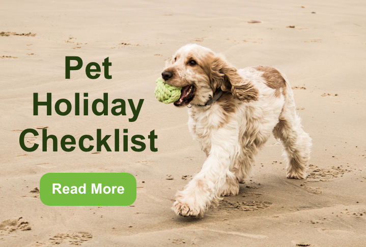 Pet Holiday Checklist
