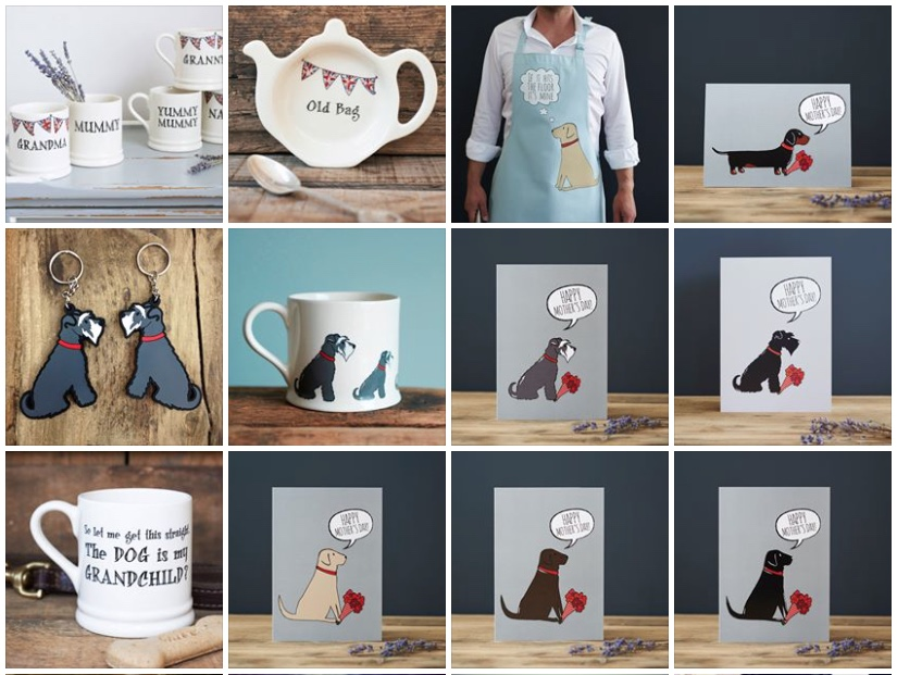 Sweet william designer gifts and homeware for Gifts and homewares