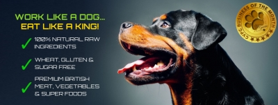 Win a Complete Food Bundle from ProDog Raw