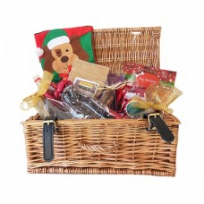 These Hampers Are The Last Word in Canine Christmas Luxury!