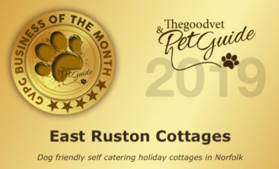 Feb 2019 - East Ruston Cottages