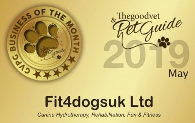 May 2019 - Fit4Dogs