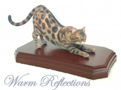 3-D Models of Your Pet - By Warm Reflections