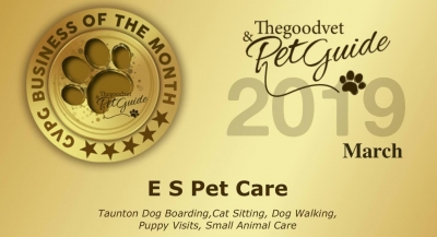 March 2019 - E S Pet care