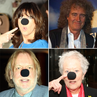 Celebs Supporting Wetnose Day