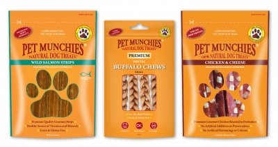 Win Pet Munchies For Your Pooch