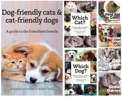 Win A Book of Your Choice From Perfect Pets