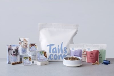 Win 3 Months Supply Of Tails.com Dog Food