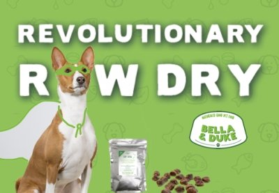 Win Freeze Dried Raw Dog Food from Bella & Duke