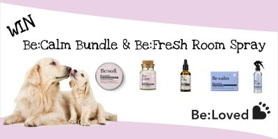 Win a Be:Loved Calm Bundle and Be:Fresh Pet Spray