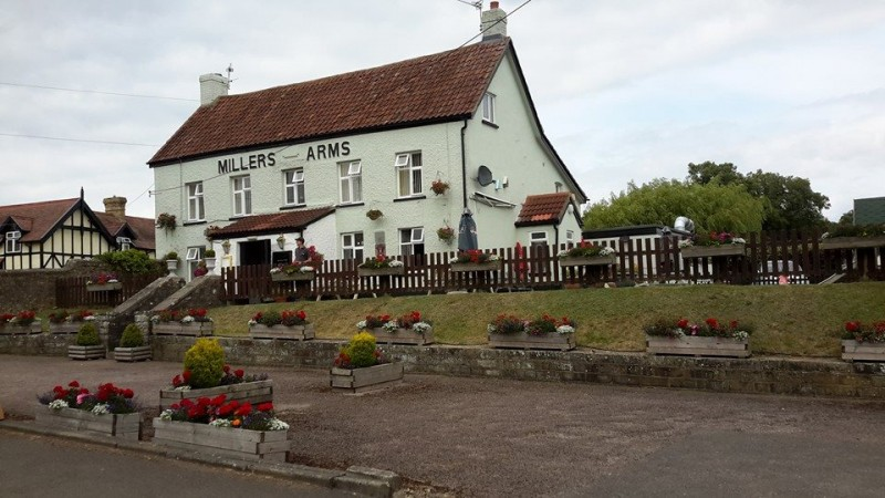 Millers Arms - Chepstow,  Gwent