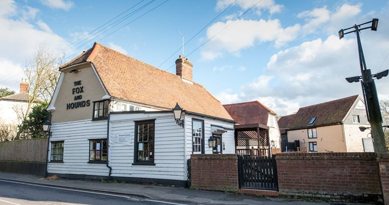 Fox and Hounds - Clavering, Essex