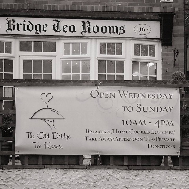 Old Bridge Tea Rooms Bournemouth