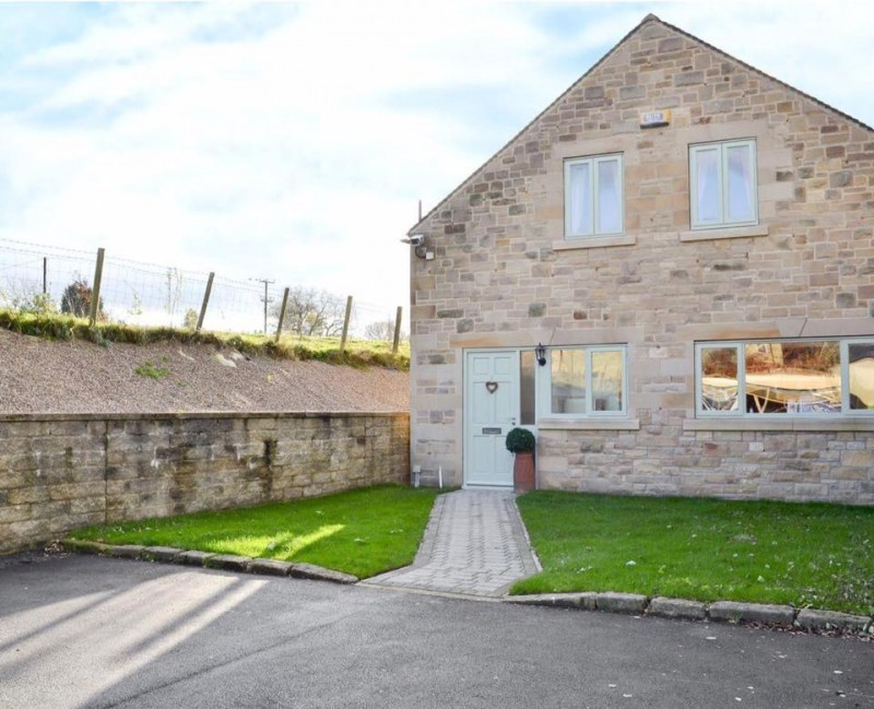 Strange Stonebrook Cottage Matlock Derbyshire Interior Design Ideas Gentotryabchikinfo