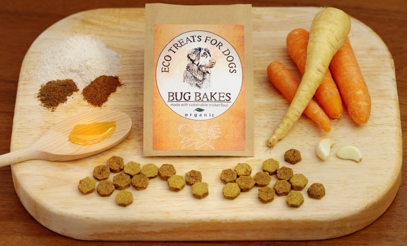 Sustainable Pet Treats Made With 100% Natural Ingredients & No Added Nasties