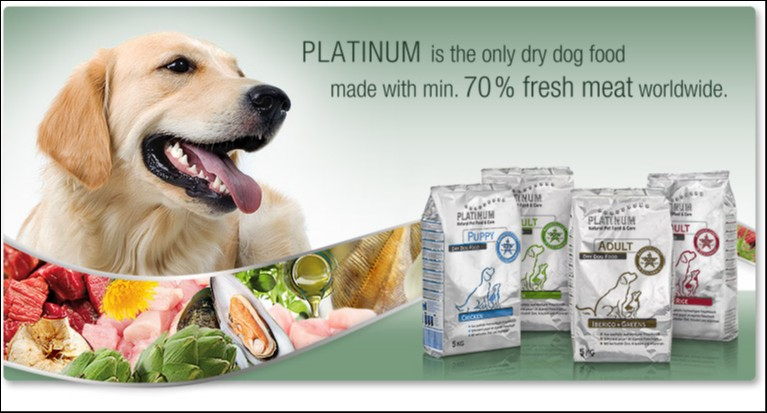 Platinum Dog Food Reviews