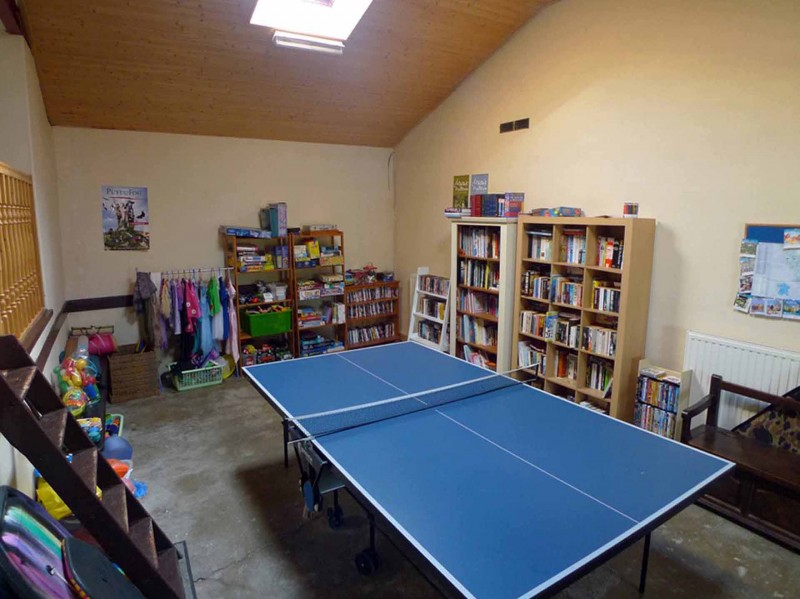 The Well-stocked Games Room